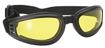45212 Nomad Folding Yellow Motorcycle Goggles
